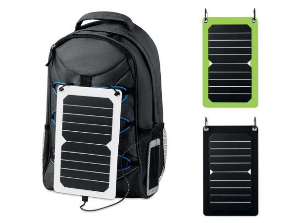 Chargeur Solaire 5.3 W Portable et Résistant à l'Eau