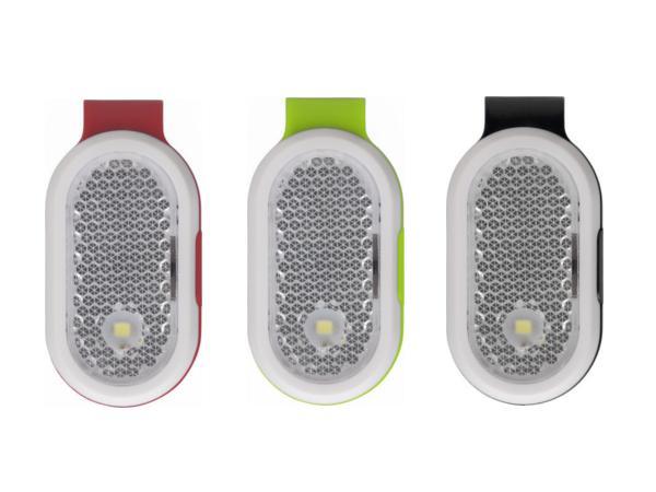 Réflecteur à LEDS avec Clip - visuel 2