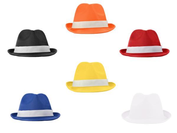 Chapeau en Polyester avec Bandeau Personnalisable
