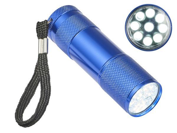 Torche Munie de LEDS avec Dragonne
