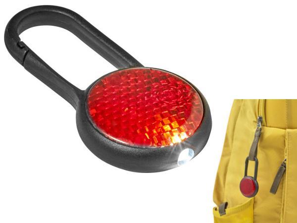 Porte-Clés LED avec Réflecteur