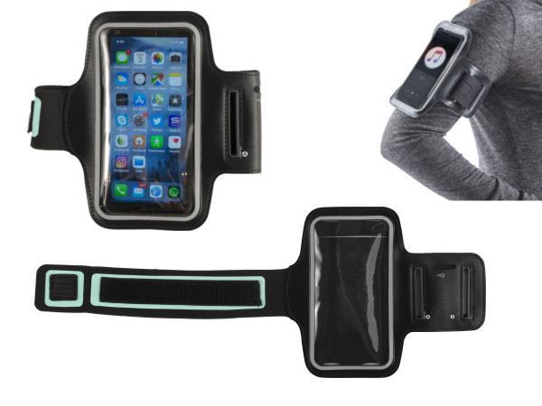 Brassard pour Smartphone avec Fermeture Velcro - visuel 1