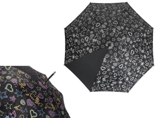 Parapluie avec Ouverture Automatique Changeant de Couleurs - visuel 2