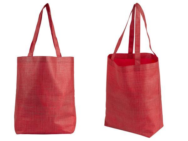 Sac Shopping en Non-Tissé à Anses Longues - visuel 2