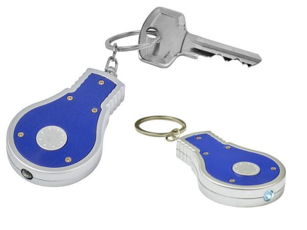Porte-clés Torche en Plastique - visuel 2