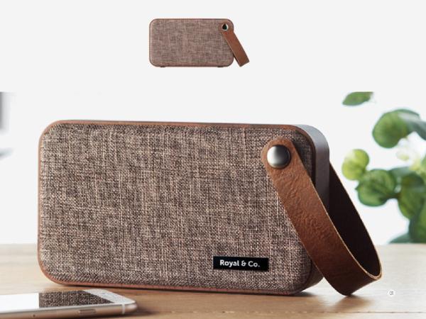 Haut Parleur Bluetooth 3 W avec Amplificateur Intégré - visuel 2