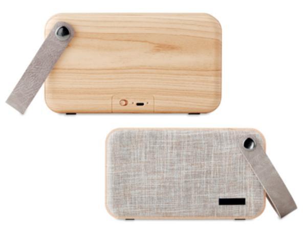 Haut Parleur Bluetooth 3 W avec Amplificateur Intégré - visuel 3