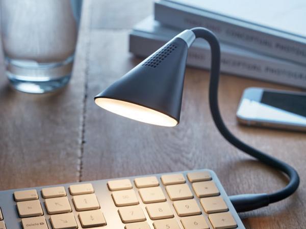 Lampe Tactile avec Haut Parleur Bluetooth 5 W