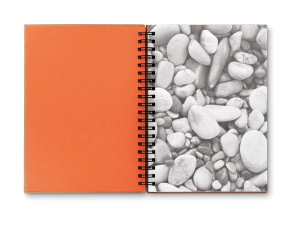 Cahier à Spirales avec du Papier de Pierre - visuel 2