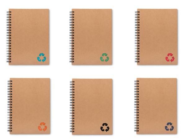 Cahier à Spirales avec du Papier de Pierre - visuel 3