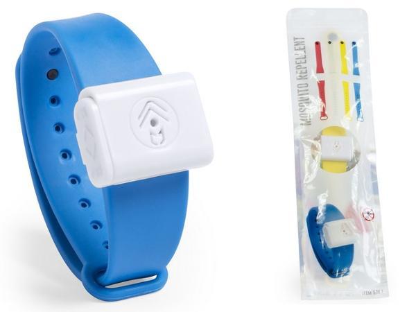 Bracelet Anti-Moustiques à Ultrasons