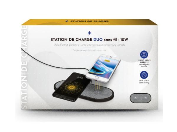 Station de Charge DUO en Induction - visuel 3