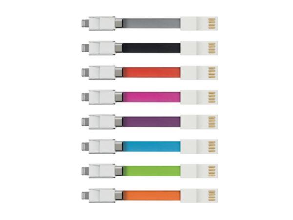 Cable de Charge et Transfert 3 en 1 - visuel 2