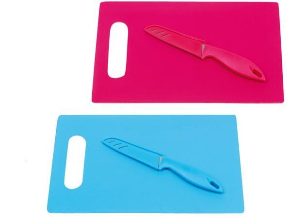 Planche à Découper et Couteau - visuel 2