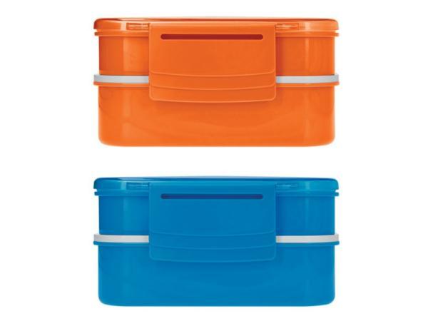 Lunch Box avec 3 Compartiments et 3 Couverts - visuel 3