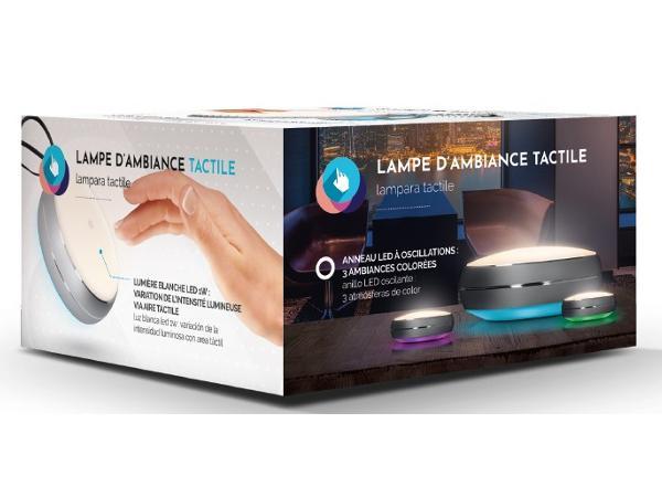 Lampe d'Ambiance Tactile - visuel 3