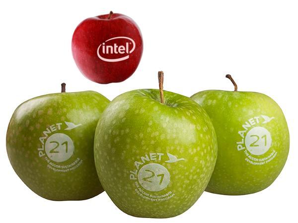 La Pomme Publicitaire