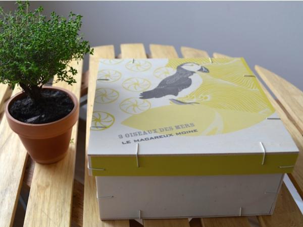 Coffret Aromatique Bois - visuel 2