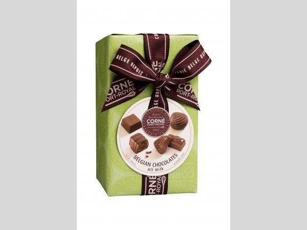 Ballotin 17 Chocolats au Lait et SANS ALCOOL 235g
