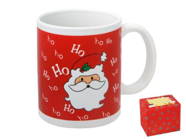 Tasse en Céramique de 350 ml avec Décor Noël