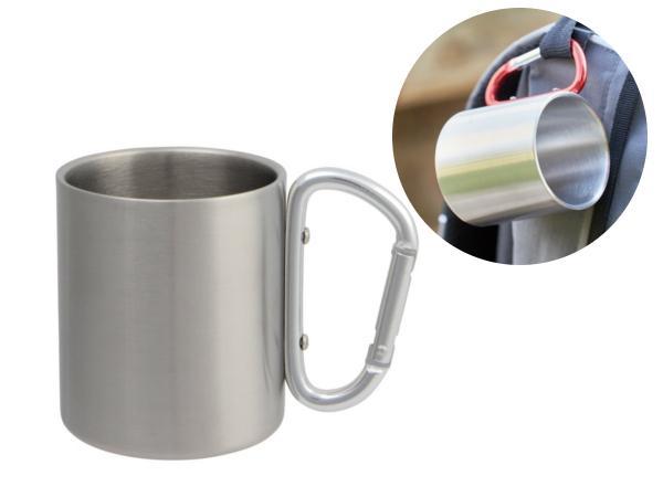 Mug en Acier à Double Paroi de 220 ml