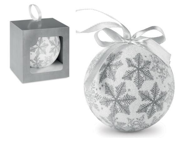 Coffret Carton avec Boule de Noël - visuel 2