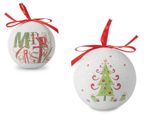 Boule de Noël dans une Boîte Cadeau - visuel 2