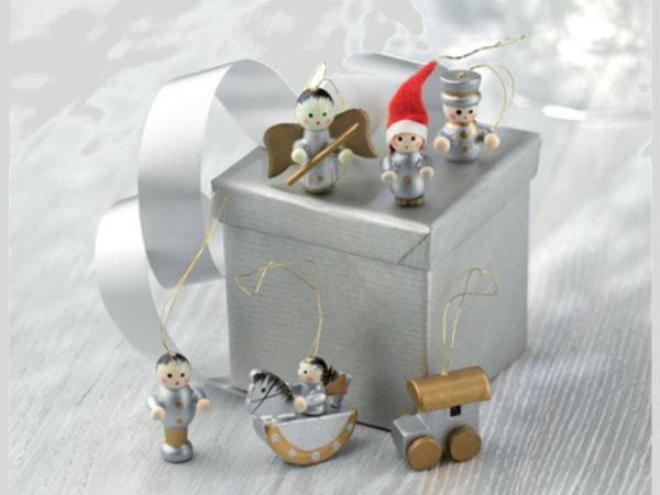 Décorations de Noël en Bois