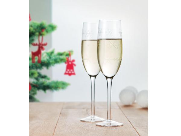 Ensemble de 2 Flûtes à Champagne