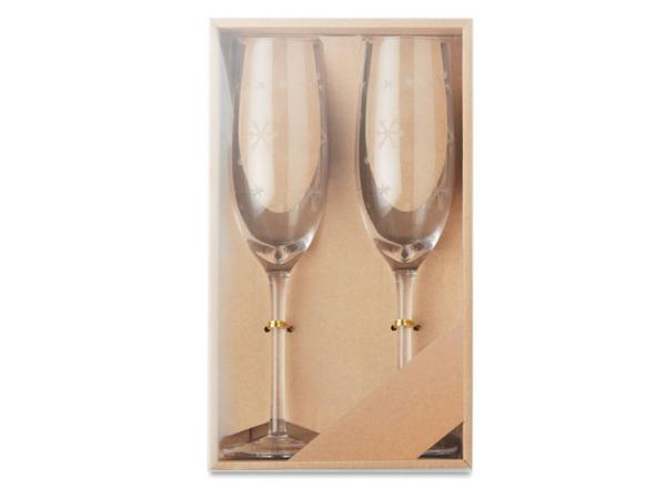 Ensemble de 2 Flûtes à Champagne - visuel 3