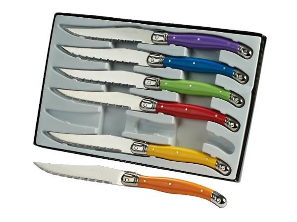 Set de 6 Couteaux Laguiole