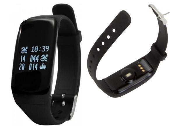 Montre Bracelet d'Activité Connecté Imperméable  Bluetooth 4.0