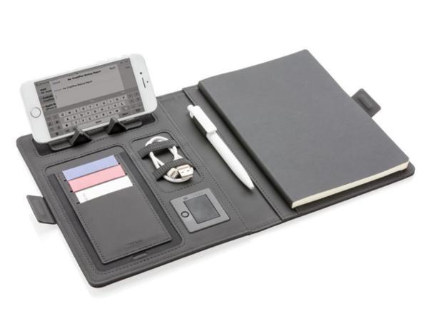 Conférencier A5 Chargeur Induction et Powerbank 4000 mAh
