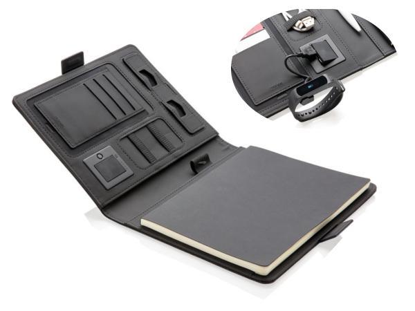 Conférencier A5 Chargeur Induction et Powerbank 4000 mAh - visuel 2