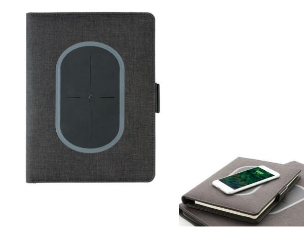 Conférencier A5 Chargeur Induction et Powerbank 4000 mAh - visuel 3