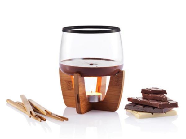 Set à Fondue au Chocolat 4 Personnes - visuel 3