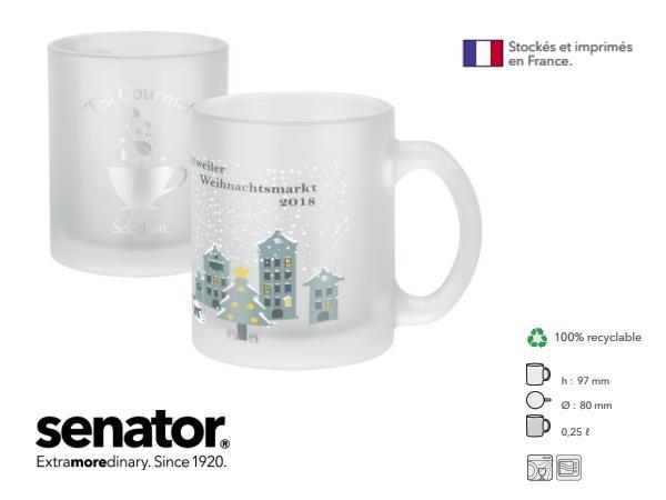 Mug SENATOR Frozen