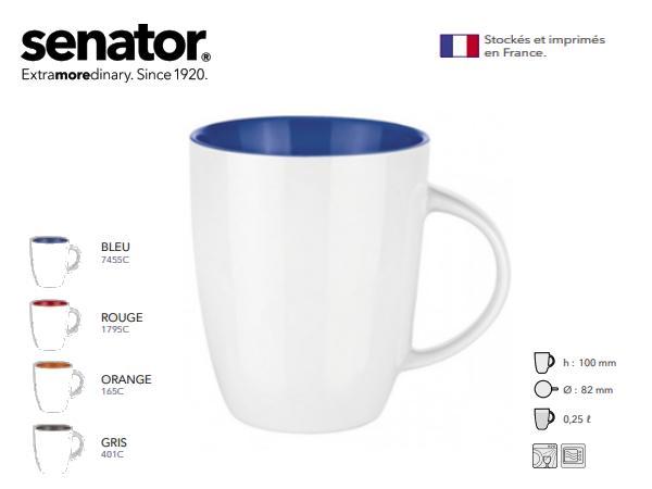 Mug SENATOR ELITE