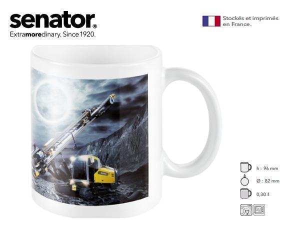 Mug SENATOR PICS One