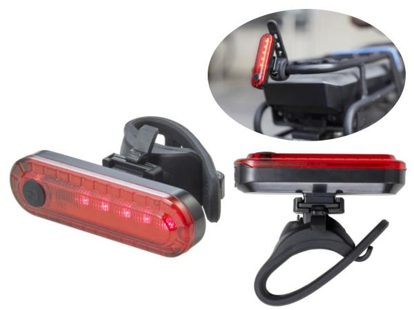 Lampe à Vélo avec Port USB