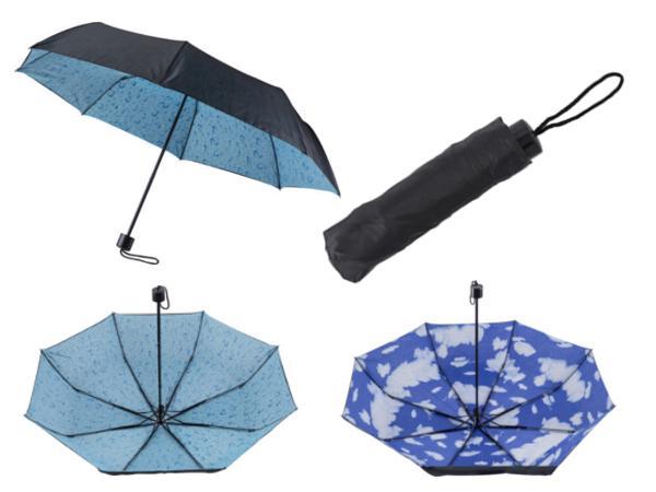 Parapluie Pliable Double Toile Livré avec une Housse
