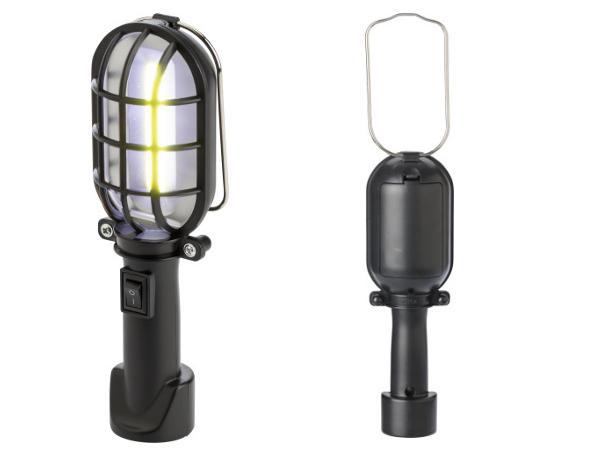 Torche Magnétique de Chantier avec LED COB