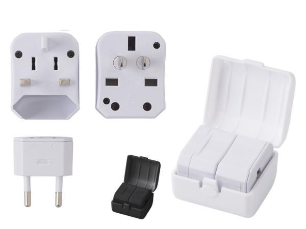 Set D'Adaptateurs Électriques