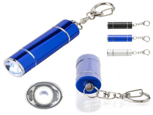 Porte-Clés Torche avec LED