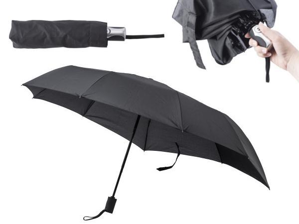 Parapluie Pliable Automatique Allongé sur l'Arrière