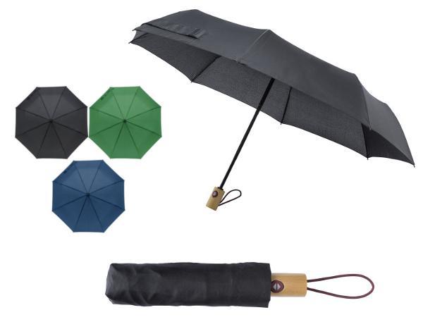 Parapluie Pliable avec Ouverture et Fermeture Automatique