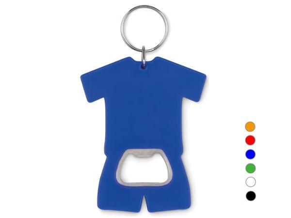 Porte-Clés Décapsuleur en Forme de T-Shirt