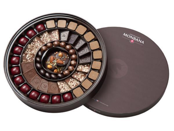 Le Coffret du Maître Chocolatier Monbana 335 g