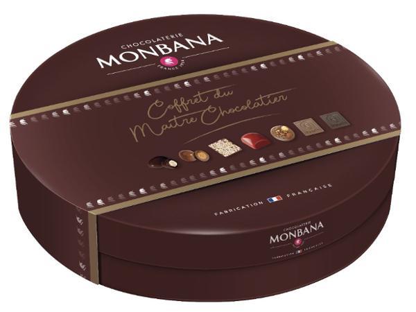Le Coffret du Maître Chocolatier Monbana 335 g - visuel 2