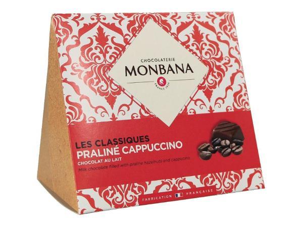 Les Classiques Chocolat au Lait Praliné Cappuccino 106g